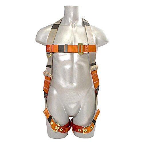 Madaco Dachbau Fallschutz Heavy Duty Full Body Industrial Safety Harness Größe M-XXL ANSI OSHA H-TB205C