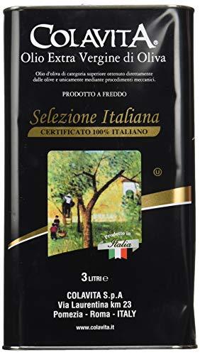 Colavita olio extra vergine di oliva, 3000 ml