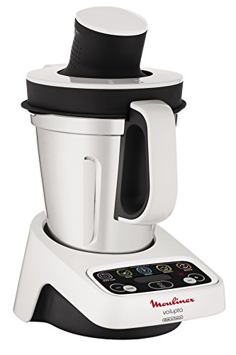 Moulinex HF404113 Robot de cocina multifunción, capacidad de 3 l, int