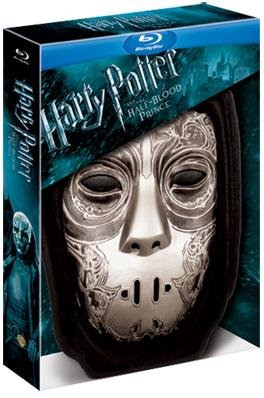 Click for larger image of Harry Potter & Half-Blood Prince [Blu-ray]