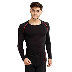 Proline Mens Black T-Shirt(CM026BK)