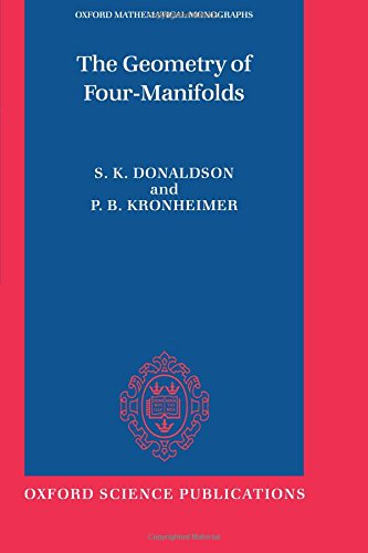 The Geometry of Four-Manifolds (Oxford Mathematical Monographs)