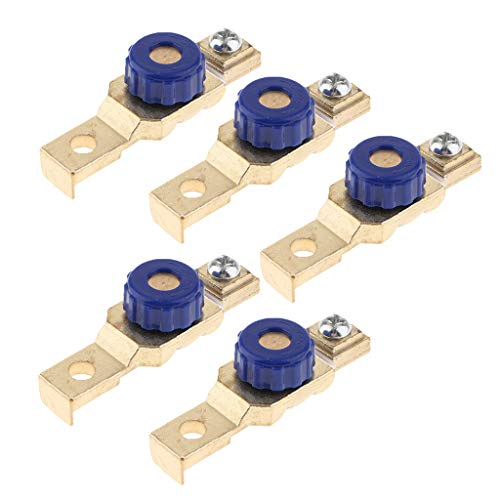 Homyl 5pcs Motorrad Batterietrennschalter Batterietrenner Batteriehauptschalter