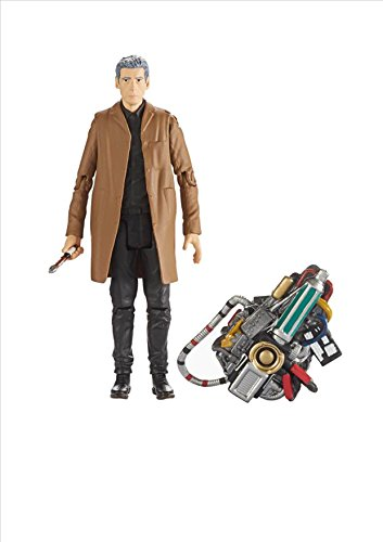 Doctor Who - Le 12ème Docteur - Figurine 9,5 cm