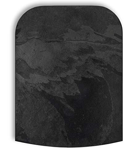 Stone4Slide® Thermomix Gleitbrett Gleiter TM6 TM5 TM31 aus echtem Schiefer