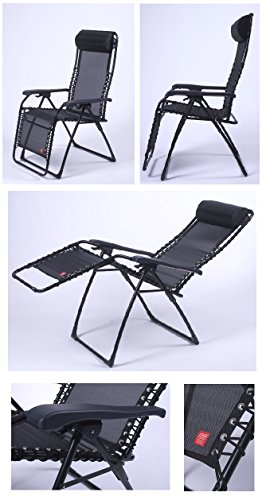 ALTIGASI Fauteuil Chaise Longue Relax pour extérieur et intérieur 129TX Movida Multi-Position et refermable, fabriqué en Italie
