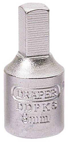 Draper 38324 8Mm Square 3/8 Square Drive Drain Plug Key