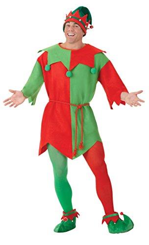 Christy 's Erwachsenen Kostüm Elf Tunika Unisex (Ideen Valentine Erwachsene)