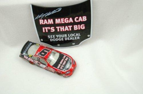 kasey-kahne-2006-ram-mega-car-winners-circle-1-64-dodge-with-1-24-magnet-hood-by-winners-circle