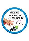 Panache Nail Polish Remover Pads, Blueberry