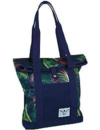Chiemsee Damen Backpack Shopper Rucksack, 11 x 39 x 32 cm