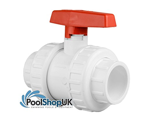 piscine-raccord-de-tuyau-51-cm-double-union-ball-valve