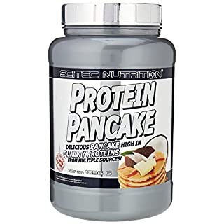 Scitec Nutrition Protein Pancake Mix, White Chocolate Coconut, 1036g