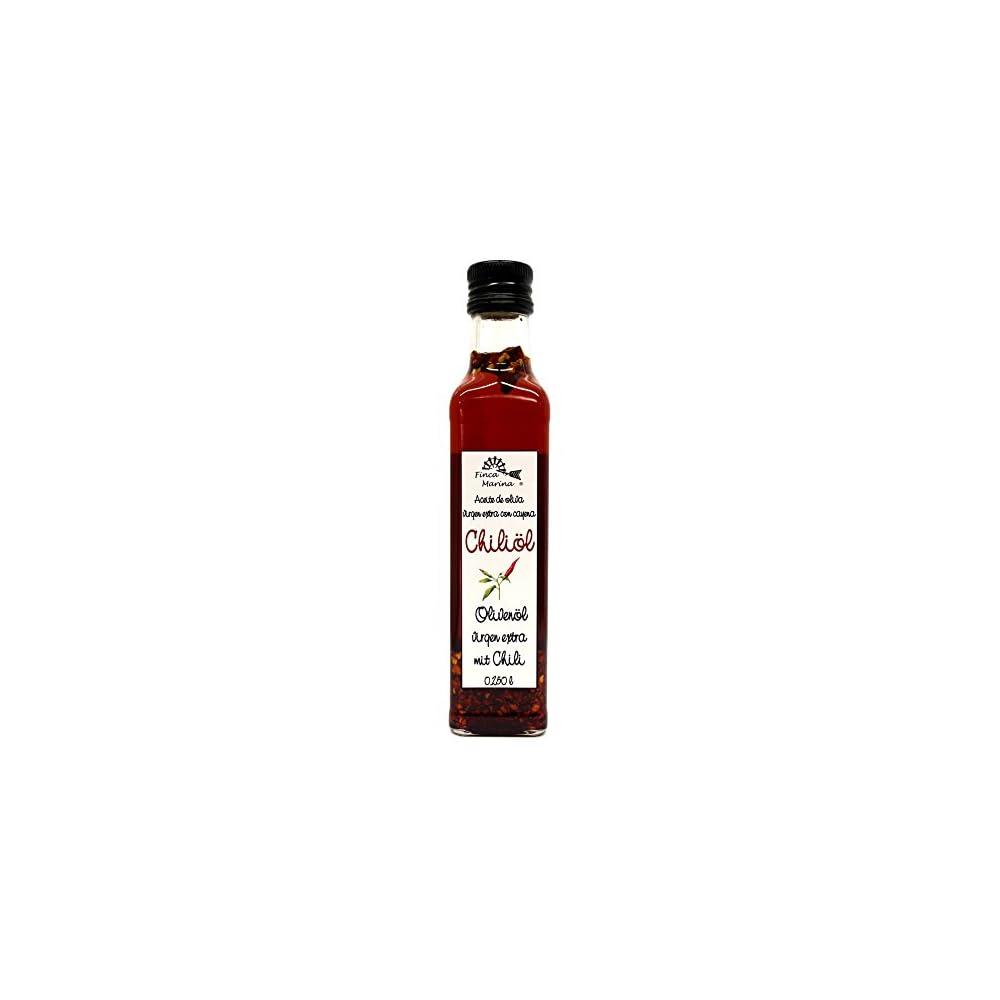 Olivenl Mit Chili 250ml