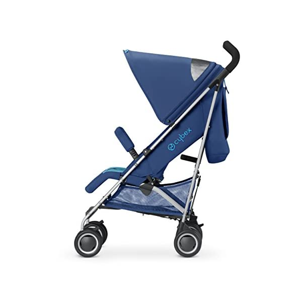 CYBEX Twinyx Princess Pushchairs (Pink)  From birth up to 30 kg Central one-pull harness system XXL sun canopy with UVP50+ 2