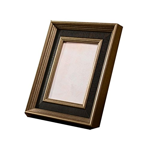 Photo Frame Resin Tabellen-Ausgangsdekoration Einfache Premium-Joker Eco Series , 6 inch Stereo Eco-serie