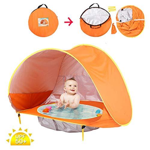 Tiendas con piscina para bebés (3 colores) por 20,99€ usando el #código: 93FQF88F