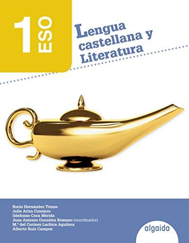 Lengua Castellana y Literatura 1º ESO - 9788490672716