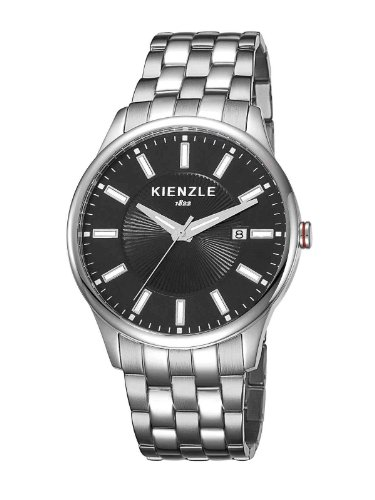 Kienzle Men's Quartz Watch K3041013052-00028 with Metal Strap