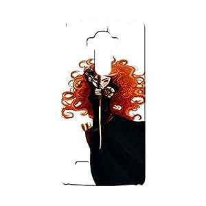 BLUEDIO Designer Printed Back case cover for LG G4 Stylus - G7551