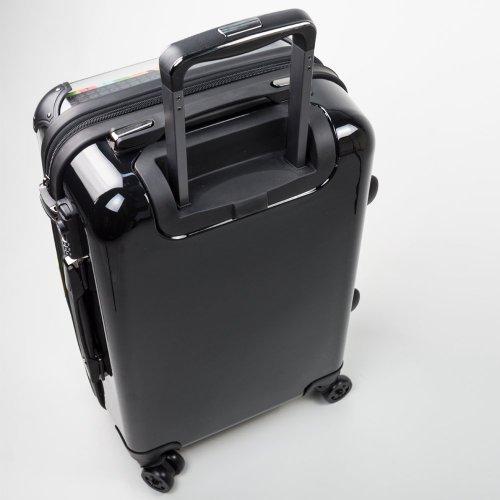 HAUPTSTADTKOFFER® 57 Liter (ca. 65 x 42 x 24 cm) · Reisekoffer · Modell: STYLE · TSA Schloss · verschiedene Cover (Berlin) Frankreich