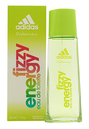 Fizzy Energy by Adidas Eau de Toilette Spray 50ml