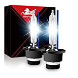 WinPower D2S Xenon Bulbs 35W 8000K Headlight Discharge Bulb Replace HID kit for Car Bulbs Cool Blue Lights (2 Lamps)