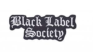 ecusson Black Label Society ecusson thermocollant patch ecusson brodé ecusson a coudre 10 cm