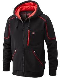 Lee Cooper lcswt105 Bonded de forro polar con capucha chaqueta