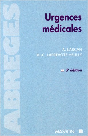 Urgences mdicales, 5e dition