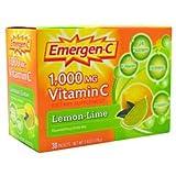 Emergen-C Lemon-Lime 30 packets