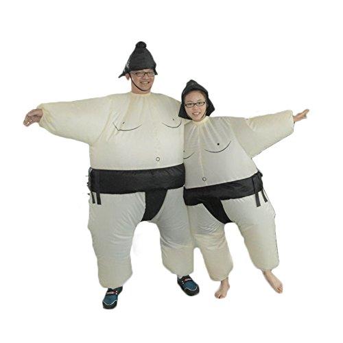 Aufblasbares Fett Dick Kleid Fasching Zweite Haut Anzug Karneval Luftschiff Kostüm für - - Kinder-haut-anzug-kostüm