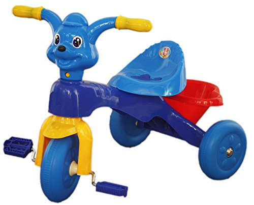 Amardeep Baby Tricycle Compact Blue  available at amazon for Rs.1250