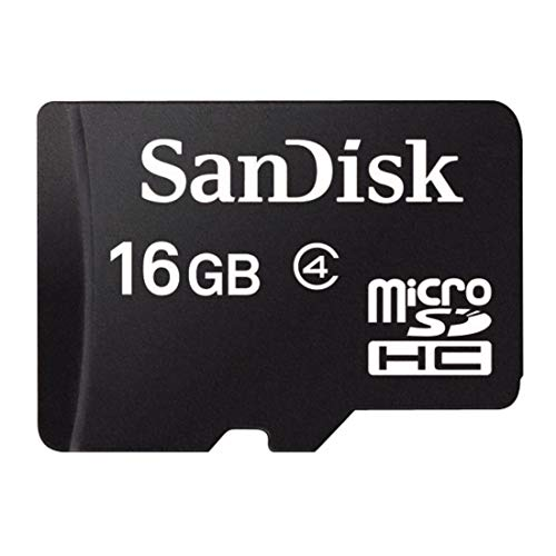Sandisk class 4 memory card 16GB