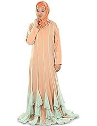 MyBatua Islamic Attire Maysoon Beautiful Abaya