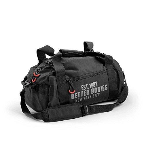 Better Bodies Gym-Bag - Sporttasche - Sports-Bag Schwarz