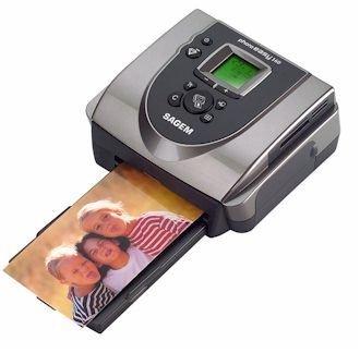 Sagem Fotodrucker Photo-Easy 160