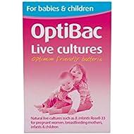 OptiBac Probiotics For babies & children – Pack of 30 Sachets
