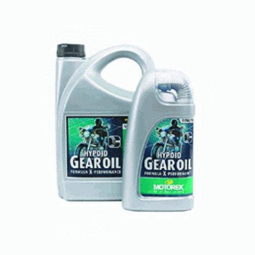 Motorex Olio di ricambio sintetico Gear Oil Hypoid, 80W90, 1 litro
