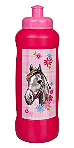 Unbekannt scooli hcam9911 No Deportes Botella Horse Champion, 450 ml