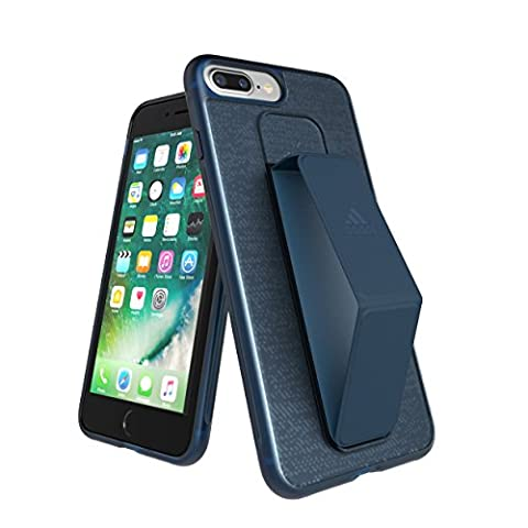 adidas Running - Grip Case iPhone 7 Plus Collegiate Navy - Handyhülle iPhone 7 Plus / Smartphone Hülle iPhone 7 Plus - Handy Case, TPU Schutzhülle für Jogging, Fitness & Sport usw.