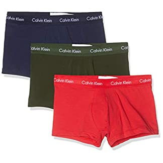 Calvin Klein Bóxer (Pack de 3 para Hombre