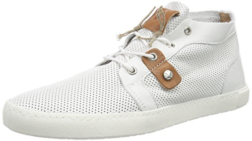 I love candies ILC Sneaker, Baskets hautes femme Blanc - Weiß (Ice LD 219)