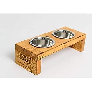 Hundebar Futterstation Futtertheke