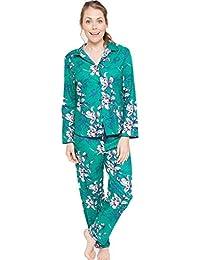 Cyberjammies Rosie Woven Long Sleeve Floral Print Pyjama Pajama Set  (4065 4066) 4baeb0705
