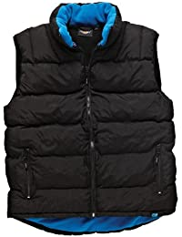 Dickies Mens 22 Range Tundra Gilet Bodywarmer / Jacket