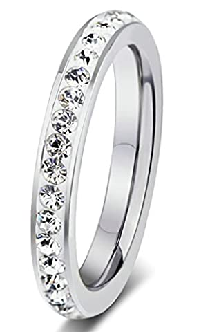 Aooaz Stainless Steel Ring For Men Virgin Mary Cross Oval