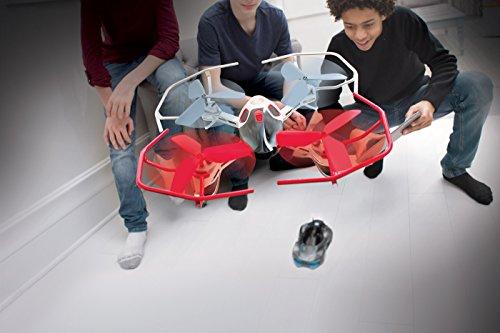 R.E.V. Air, ferngesteuertes Auto und Quadrokopter mit künstlicher Intelligenz - 11