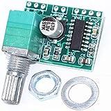 Generic Mini 5V Digital Amplifier Board with Switch Potentiometer Sound control
