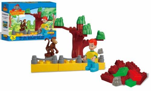 Best-Lock Juego de construcción para niños Benjamin El Elefante de 28 piezas (01127B)
